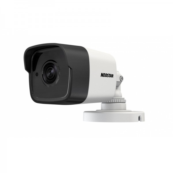 HiLook 5.0MP EXIR TVI / CVI / AHD / CVBS Außenkamera, 2.8mm, Nachtsicht 25m-
