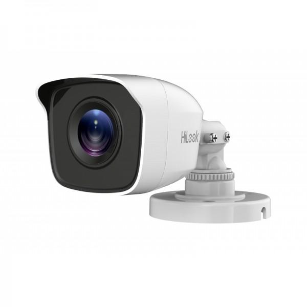 HiLook 4.0MP EXIR TVI / CVI / AHD / CVBS Außenkamera, 2.8mm, Nachtsicht 20m