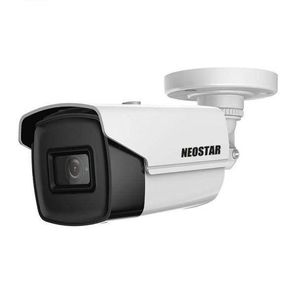 NEOSTAR 8.0MP 4K UHD EXIR TVI / CVI / AHD / CVBS Außenkamera, 3.6mm, Nachtsicht 60m