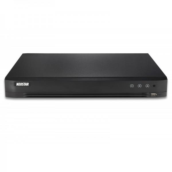NEOSTAR 8-Kanal TVI / AHD / CVI + IP Videorekorder
