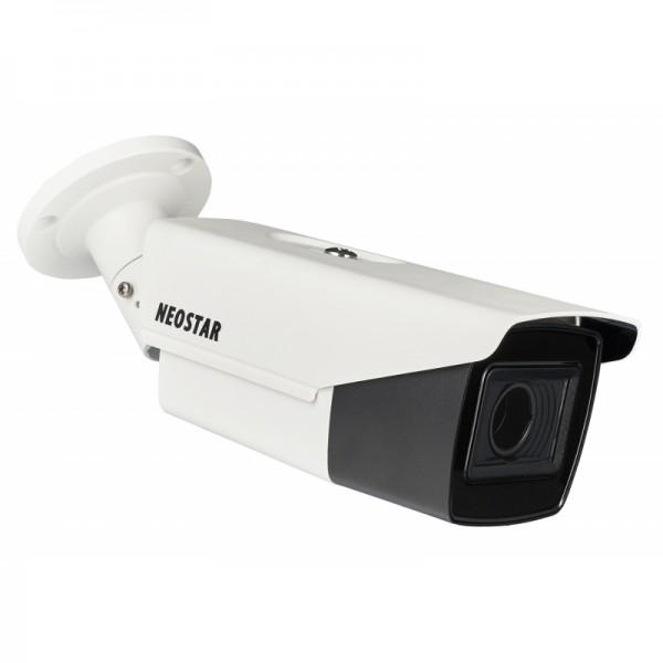 BALTER 5.0MP EXIR TVI / CVI / AHD / CVBS Außenkamera, 2.7-13mm Motorzoom, Autofokus, Nachtsicht 80m