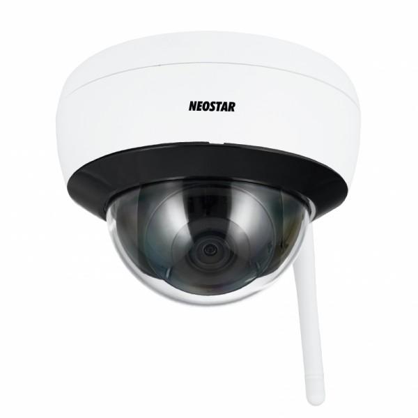 NEOSTAR 4.0MP EXIR WIFI IP Domekamera, 2.8mm, 2560x1440p, Nachtsicht 30m