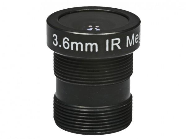 Mini Objektiv ASL-MP36IR von ASL-Ademco