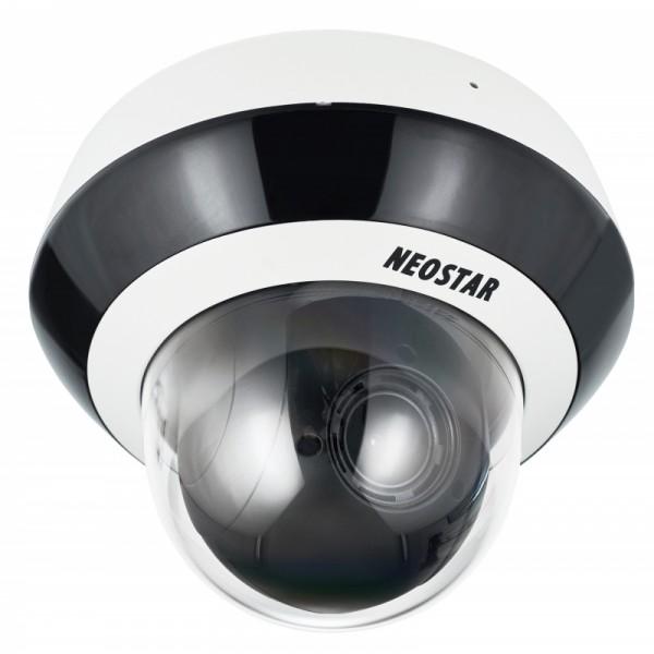 NEOSTAR 4.0MP EXIR WIFI IP PTZ-Domekamera, 2.8mm, Vandalismusgeschützt IK10