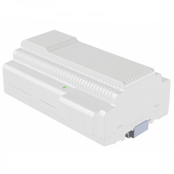 BALTER EVO Hauptstromverteiler, 2-Draht BUS Technologie, Stromversorgung für bis zu 8 Monitore
