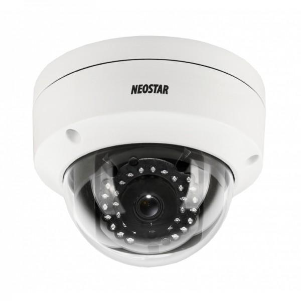 Neostar D4007IR Außendome Frontansicht